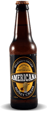 Americana Honey Cream – Soda Pop Stop