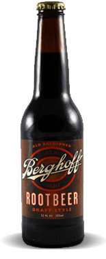 Berghoff Famous Root Beer – Soda Pop Stop
