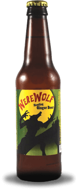 Werewolf Howling Ginger Beer - Soda Pop Stop