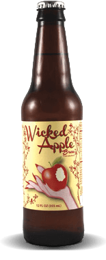Wicked Apple Brew Non Alcoholic - Soda Pop Stop