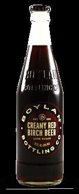 Boylan Bottleworks Creamy Red Birch Beer | Soda Pop Stop