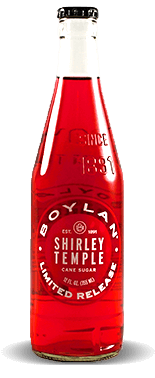 Boylan Bottleworks Shirley Temple Seasonal Release | Soda Pop Stop