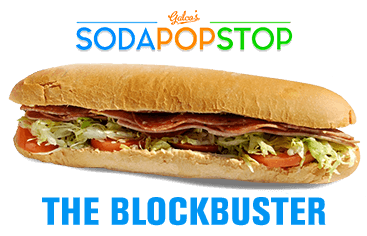 Soda Pop Stop - Blockbuster