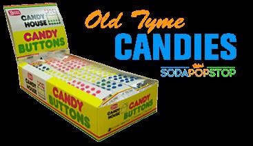 Soda Pop Stop - Candies