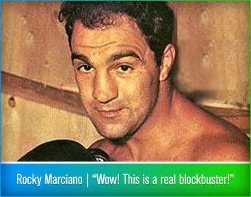 Rocky Marciano - Blockbuster