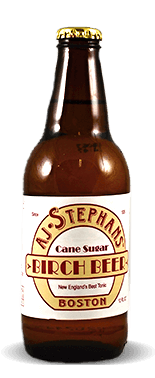 Aj Stephans Birch Beer - Soda Pop Stop