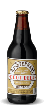 Aj Stephans Old Style Root Beer - Soda Pop Stop
