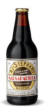Aj Stephans Olde Style Sarsaparilla – Soda Pop Stop