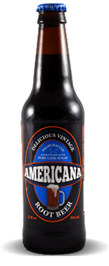 Americana Root Beer - Soda Pop Stop