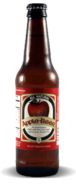 Apple Beer - Soda Pop Stop