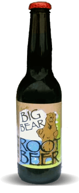 Bennett's Big Bear Root Beer - Soda Pop Stop
