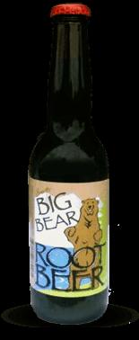 Bennett's Big Bear Root Beer– Soda Pop Stop