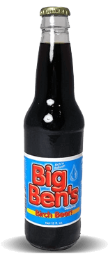 Big Ben's Birch Beer Soda - Soda Pop Stop