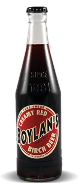 Boylan Bottleworks Creamy Red Birch Beer - Soda Pop Stop
