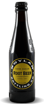 Boylan Bottleworks Root Beer	– Soda Pop Stop
