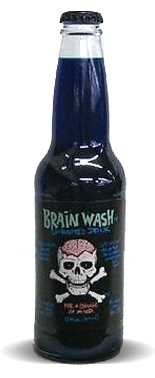 Brain Wash – Blue – Soda Pop Stop