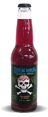 Brain Wash – Red – Soda Pop Stop