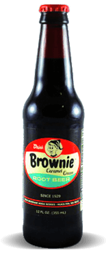 Brownie Caramel Cream Root Beer	– Soda Pop Stop