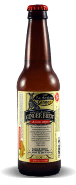 Buderim Ginger Authentic Australian Ginger Brew Aussie Style - Soda Pop Stop