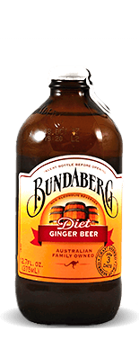 Bundaberg Australian Diet Ginger Beer – Soda Pop Stop