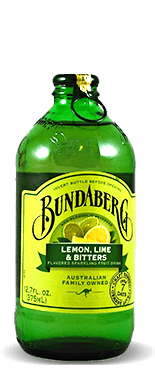 Bundaberg Australian Lemon Lime & Bitters - Soda Pop Stop