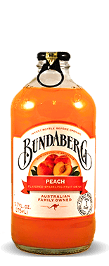 Bundaberg Australian Peach - Soda Pop Stop