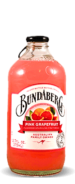 Bundaberg Australian Pink Grapefruit - Soda Pop Stop