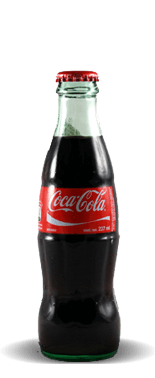 Coca-Cola (Imported – Small Bottle) – Soda Pop Stop