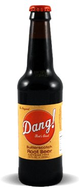 Dang! Butterscotch Root Beer – Soda Pop Stop