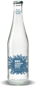 Dry Soda: Juniper Berry – Soda Pop Stop