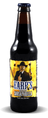 Earp's Original Sarsaparilla - Soda Pop Stop