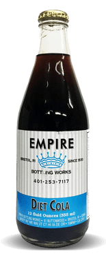 Empire Bottling Works – Diet Cola	– Soda Pop Stop
