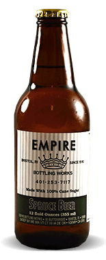 Empire Bottling Works, Inc. – Spruce Beer | Soda Pop Stop