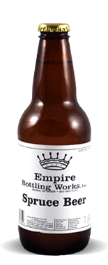 Empire Bottling Works, Inc. - Spruce Beer - Soda Pop Stop