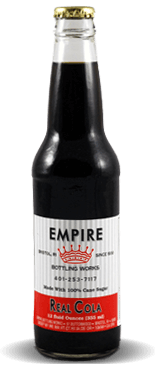 Empire Bottling Works Real Cola - Soda Pop Stop