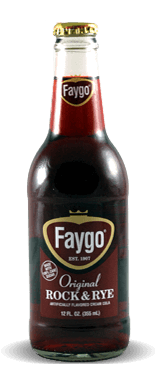 Faygo Original Rock & Rye - Soda Pop Stop