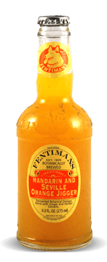 Fentimans Traditional Mandarin And Seville Orange Jigger – Soda Pop Stop