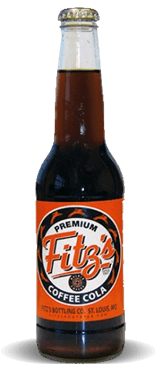Fitz's Bottling Co. Premium Coffee Cola	– Soda Pop Stop