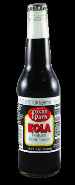 Foxon Park Kola - Soda Pop Stop