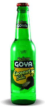 Goya Coconut Soda – Soda Pop Stop