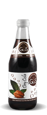 GuS (Grown-Up Soda) Dry Cola – Soda Pop Stop