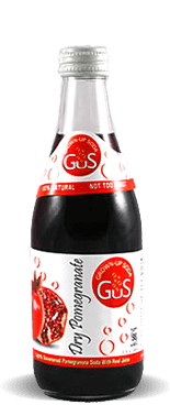 Gus (Grown-Up Soda) Dry Pomegranate – Soda Pop Stop