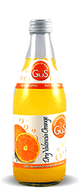 Gus (Grown-Up Soda) Dry Valencia Orange – Soda Pop Stop