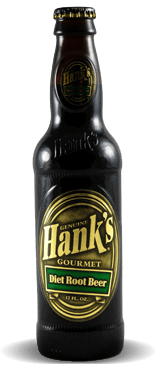 Hank's Genuine Gourmet Diet Root Beer - Soda Pop Stop
