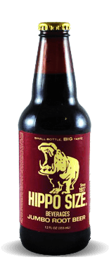 Hippo Size Beverages Jumbo Root Beer - Soda Pop Stop