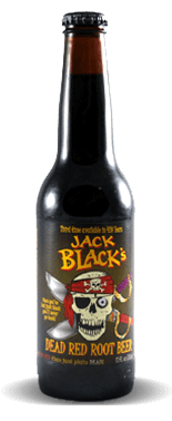 Jack Black'S Dead Red Root Beer – Soda Pop Stop