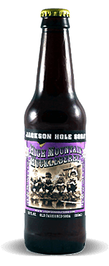 Jackson Hole Soda Co. High Mountain Huckleberry - Soda Pop Stop