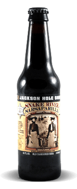 Jackson Hole Soda Co. Snake River Sarsaparilla - Soda Pop Stop