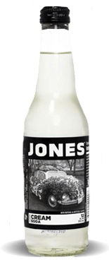 Jones Soda Co. Cream Soda – Soda Pop Stop