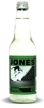 Jones Soda Co. Natural Green Apple Soda – Soda Pop Stop